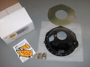 Quick Time Chevy V8 Ford Tko/tr3550/t5 Steel Bell Housing Scatter Shield Rm-6064