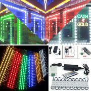 5050 Led Smd Module Strip Lights Rgb 12v Waterproof For Store Front Decor Ip65
