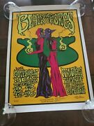 The Black Crowes With Govt Mule - 1996 - Tour Poster