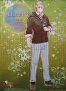 Wall Scroll Cloth Poster Tapestry Hetalia Axis Powers Anime Movic Germany