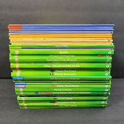 Lot Of 36 Leap Frog Tag Reader Books No Pen Toy Story Disney Princess Cat In Hat
