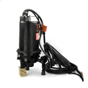 Datyon 3bb98 2 Hp 460v Ac Rated Voltage Continuous Grinder Pump