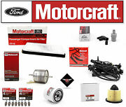 Motorcraft Tune Up Kit 1995 Lincoln Continental Spark Plug Wire Set Wr5874