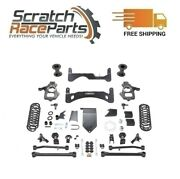 K1125 Fabtech 6in Basic System Gen Ii For 2017-2020 Chevy/gmc 1500 2wd/4wd