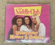 The Saddle Club Cd Undercover Movers And Shakers Extremely Rare Collectable