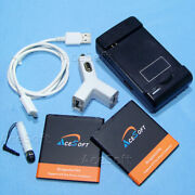 New 5600mah Li_ion Battery Charger Charger Stylus For Samsung Galaxy S4 Sph-l720