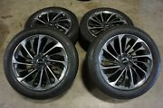 22 2021 Lincoln Navigator Factory Oem Gray Wheels Rims Tires Expedition