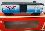 Lionel 6-16767 New York Central Operating Ice Docks Ice Car Preown No Ice Vguc