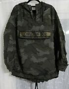 Authentic Christian Dior Street Style Camouflage Jacket Size L