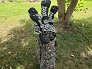 High-end 3500+ 2021 Pxg 0211 Dualcore Complete Set Of Stiff Flex Golf Clubs