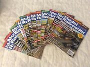 Model Railroader 2006 Complete 12 Issues Very Good Model Trains Jan. To Dec.