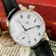 Oh Already Luxury Watches Omega 17 Stones Hand-wound Antique Vintage Mens Gold