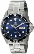 Orient Orient Faa02005d9 Diversity 2 Diver Ray Ii Automatic Wound Hand-rolled