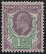 Var289 Slate Purple And Green F M107 No Cross On Crown In Fine And Fresh M.m