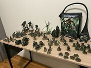 Necron Army Well Painted Massive Over 4000 Points Games Workshop Warhammer 40k