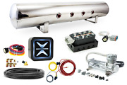 Air Management Package With Accuair Elevel+ Digital Ride Height Control System
