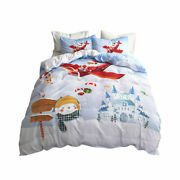 1 Set Of Pillowcase Polyester Bedding Set For Bed Bedroom Indoor