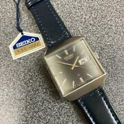 Seiko Chariot 5625-7120 Automatic Black Dial Watch New