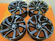 21 New Black Oem Factory Range Rover Supercharged Autobiography Wheels. Germany