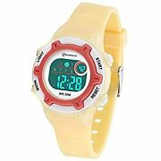 Secondhand Imported Goods Kids Digital Watches Functional Waterproofing For Boys