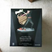 Prompt Decision Limited Edition Yoda Vs Count Dooku Star Wars Sideshow Figure