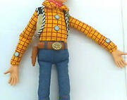 Talking Action Figure Model Toy Story Woody