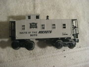 Lionel 9070 Rock Island - Route Of The Rockets Caboose O O-27 Gauge 5.95 Ship