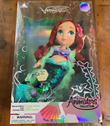 Animator Doll Ariel Special Disney Store Limited Edition The Little Mermaid