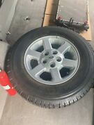 2003-2004 Land Rover Discovery 16 Original Wheel Rims And Tires Set Off 5 Oem