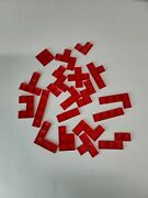 2009 Blokus Replacement Pieces 21 Count Full Set Spare Game Pieces You Choose