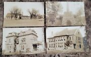 4- Early 1900s Rppc Postcards St James Mo Civil War Soldiers Home School Springs