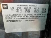 Loaded Beam Axle Vin P 4th Digit Limited Drum Brakes Fits 13-16 Cruze 405323