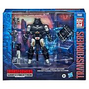Transformers Generations Wfc Deluxe Covert Agent Ravage And Forever Ravage Sdcc