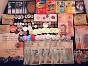 Blowout Sale Junk Drawer Lots Tokens Banknotes Cards Coins Collection