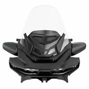 Can-am Adjustable Touring Vented Windshield For Spyder Rt 2020 And Up 219400993