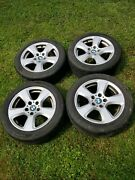 Bmw 535xi E60 Stock Wheels With Tires