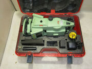 Leica Total Station Tc805 Power Check Only