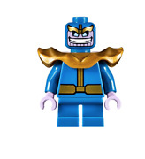 Lego Thanos 76072 Mighty Micros Super Heroes Minifigure
