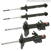 Shock And Strut Set 77-745782k Csw