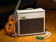 Vox Ac15 Hand-wired Combo With Celestion Greenback Ac15hw1