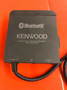 Kenwood's Kca-bt100 Bluetooth® Interface Adapter  For Parts Or Repair