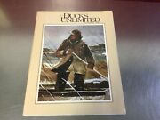 Ducks Unlimited Magazine Jul/aug 1982pre-owned