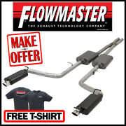 Flowmaster American Thunder 15-19 Charger Se Sxt 3.6l V6 Exhaust Dual Stainless