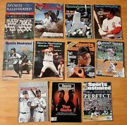 Sports Illustrated Lot Of 11 Chicago White Sox 1959-2020 W 4 Store Bought Nl