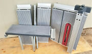 Shopsmith Mark V 520 Complete Grey Table And Fence Upgrade Kit.excellent