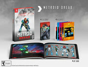 New Metroid Dread Special Edition - Nintendo Switch Switch Lite Imperfect Box
