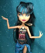 Cleo De Nile 13 Wishes Desert Oasis Monster High Doll From Playset