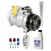 For Land Rover Range Rover 2004 2005 Oem Ac Compressor W/ A/c Repair Kit Csw