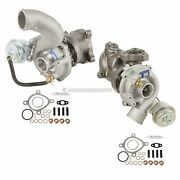 Turbo Turbocharger W/ Gaskets For Audi A6 Allroad Quattro 2003 2004 2005