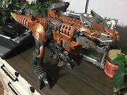 Transformers Age Of Exiction Stomp And Chomp Grimlock